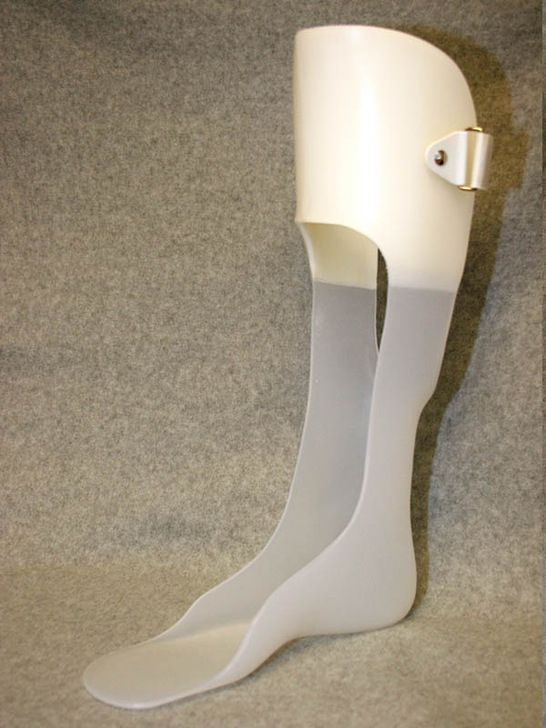 Ankle foot orthosis afo custom afo orthotic braces for Floor reaction afo